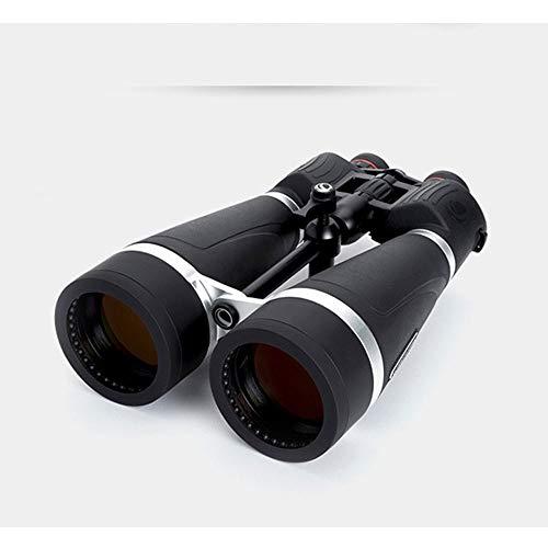 Prismáticos 20x80 Slokey - Binoculares Profesionales Y Potentes con Gran Alcance. Ligeros,Prismas BaK4 Y FMC. Ideales para Observación De Aves, Caza, Senderismo, Astronomía Y Camping (Size : 15 * 70)