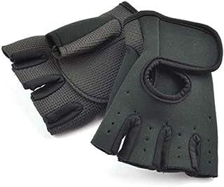 Gym Gloves Black Color
