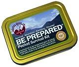 Best Glide ASE Be Prepared Pocket Survival Kit PSK Holder not Included
