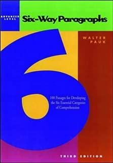 Six-Way Paragraphs: Advanced by Walter Pauk (1999-10-01)