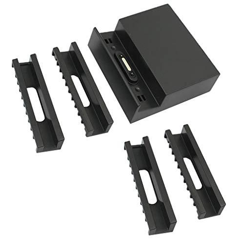 B Blesiya Drahtlose Docking Station Ladegerät Magnetic für Sony Xperia Z1 Z2 Z3