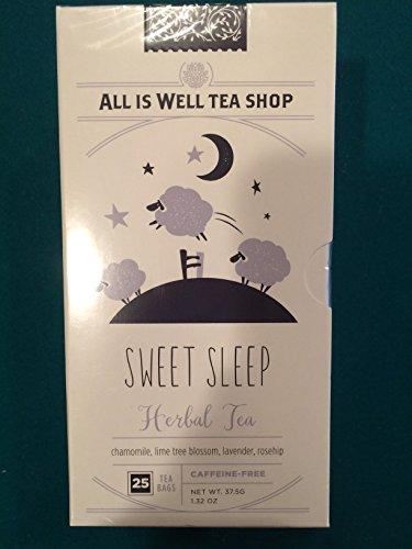 Sweet Sleep Herbal Tea 819389020406