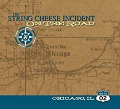 the string cheese incident chicago