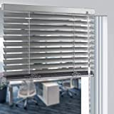 S SIENOC Cordless Veneziane in Alluminio, visibilità, Protezione dalla Luce e ai Raggi So...