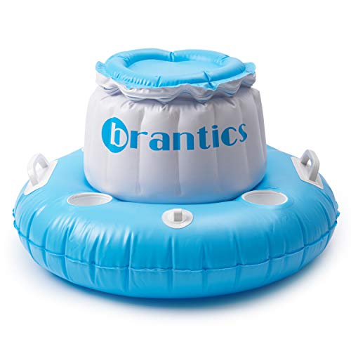 Inflatable Cooler - Perfect Beach Cooler, Beverage Cooler, Kayak Cooler & More | This Floating Cooler is the Ultimate Drink Cooler, Party Cooler &...