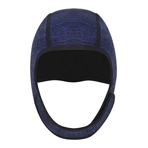 Pasamontañas de natación unisex de 2 mm/3 mm para buceo, bonito sombrero de natación anti frío, gorro de baño caliente para playa, viaje en barco, piscina