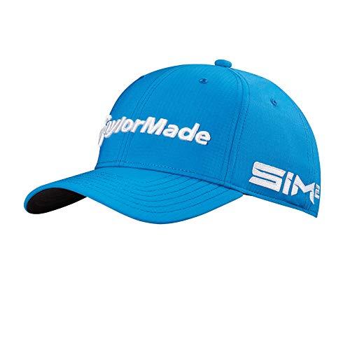 Taylor Made Gorra de Golf Tour Radar para Hombre, Hombre, Gorra de Golf, Azul Real, Talla única