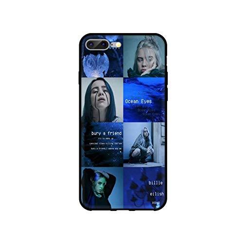 Desconocido iPhone 6 Plus Funda iPhone 6S Plus Funda Carcasa TPU Piel Antigolpes Protectora Suave Silicona Case Cover para Apple iPhone 6 Plus/iPhone 6S Plus (Series ZZ4)