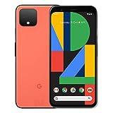 Google Pixel 4 XL G020P 64 GB 6.3 pulgadas Android (sólo GSM, no CDMA) Smartphone desbloqueado de fábrica 4G/LTE – Versión internacional (Oh So Orange)