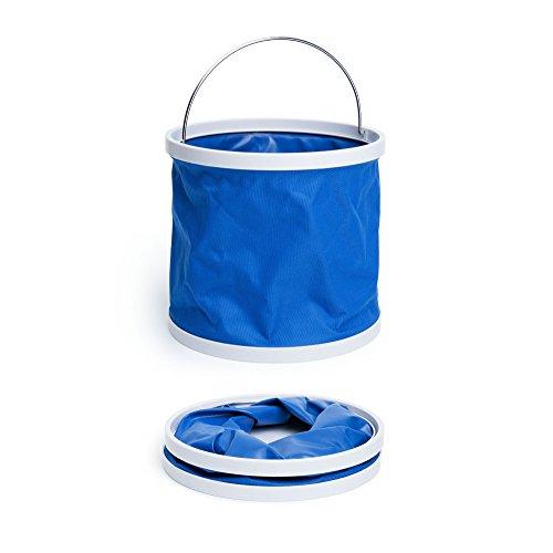 Balde plegable | Cubo Agua Limpieza Coche | Cubo portátil Forma de...