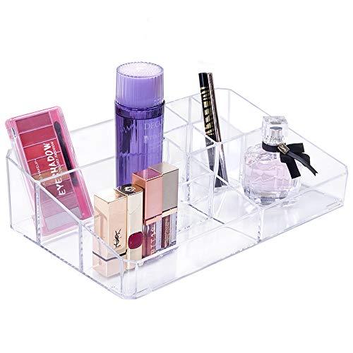 Benbilry Clear Makeup Organizer