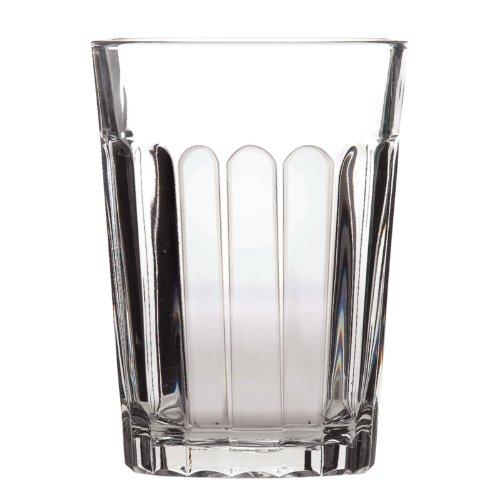 Libbey Duratuff verre à Panneaux-Capacité : 250 ml, 250 ml, quantité : Boîte de 12.