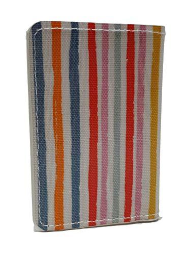 Cath Kidston Trifold Tresco - Tarjetero, diseño de tren, multicolor