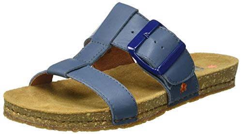 ART Damen Creta Flache Sandale, Jeans,...