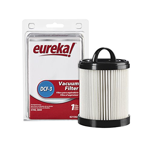 Eureka 62136A Style 'DCF-3' Vacuum Dust Cup Filter,Black