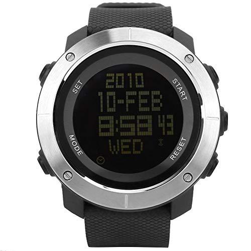 Zer One Digital Outdoor Sports Smart Watch Militaire Waterdichte aftelfunctie Auto Datum Alarm Activity Tracker Bluetooth Stappenteller met slaapmonitor Smartwatch