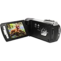 Heegomn HDV-5162 Full HD 1080p 12MP MiniDV Camcorder with 8x Optical Zoom & 2.7