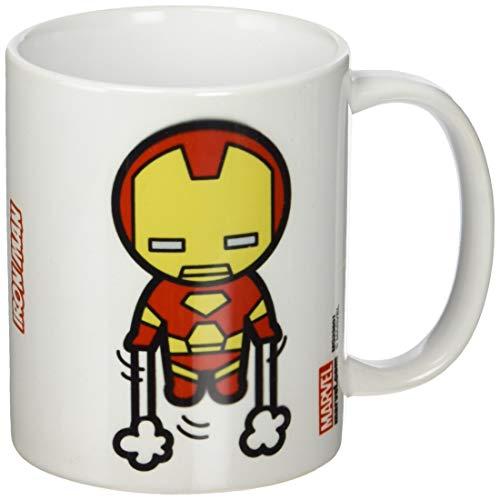 Marvel Comics Kaffeetassen, Keramik, Mehrfarbig, 7.9x11x9.3 cm