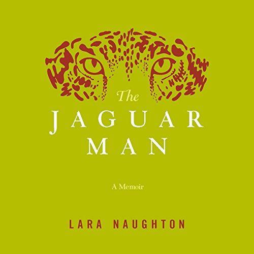 The Jaguar Man audiobook cover art