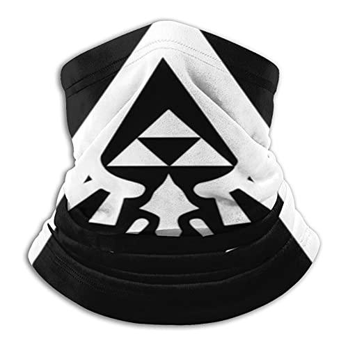 Assassins Creed Logo,Bandana unisex para la cabeza al aire libre, bufanda de protección UV, máscara facial pasamontañas resistente al viento, polainas para el cuello de deportes multifuncionales