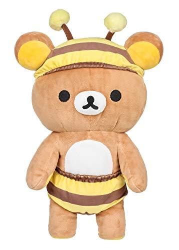 "Rilakkuma San-X Licensed Honey Bee Plush Doll -13"""