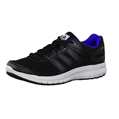 adidas Originals Herren Duramo 6 Laufschuhe, Schwarz (Core Black/Core Black/Night Flash S15), 40 EU