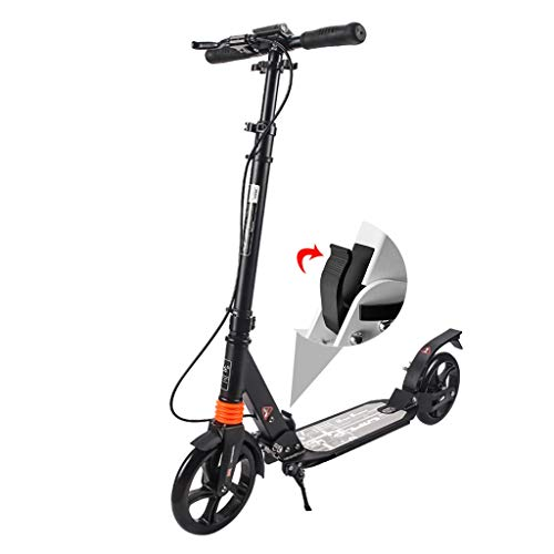Patinete Adultos, Scooter For Adultos, Patinete Plegable For Dos Ruedas For Adolescentes,...