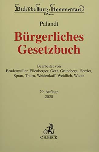 günstig Bürgerliches Gesetzbuch: Gesetzliches Recht, insbesondere Einführungsrecht (Auszug)… Vergleich im Deutschland