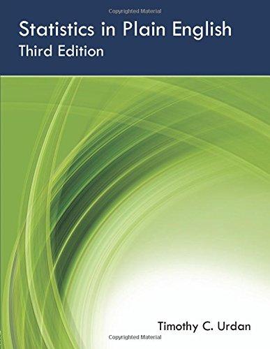 Statistics in Plain English, Third Edition