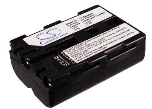 NP-FM500H 互換交換 バッテリー