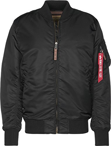 Alpha Industries MA-1 VF 59 Bomberjack Long black