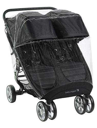 Baby Jogger Weather Shield | City Mini 2 Double Stroller, City Mini GT2 Double Stroller, Clear