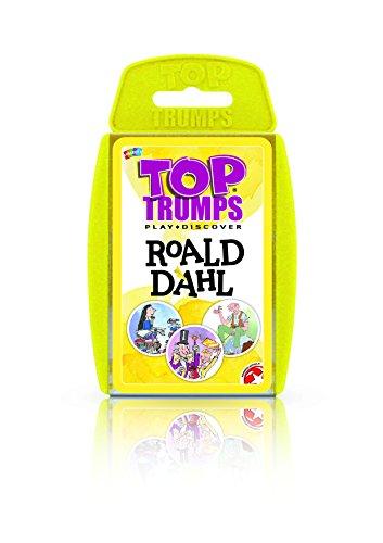 Top Trumps 1946 Roald Dahl-Specials Travel Card Game, Multi