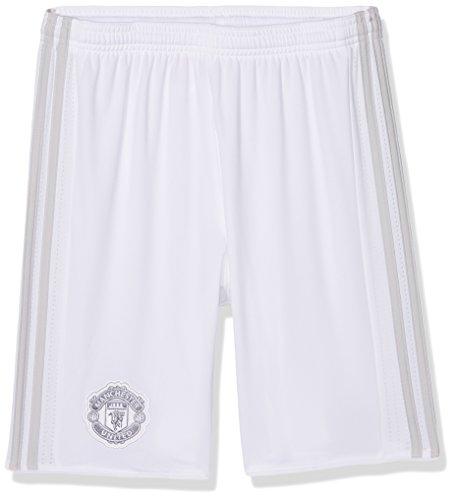 adidas Kinder Manchester United Replica Third Shorts, White/Lgsogr, 164