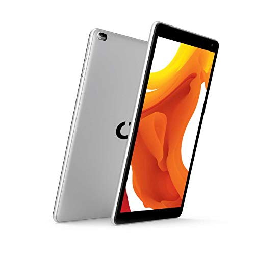 PRIXTON T9120 - Tablet Pantalla IPS 10,1 Pulgadas, Android 9, Quad Core Spreadtrum 773IE, RAM 2GB, ROM 32GB, Entrada MicroSD, Tarjeta SIM y Aux in, Conexión WiFi, Bluetooth y 3G