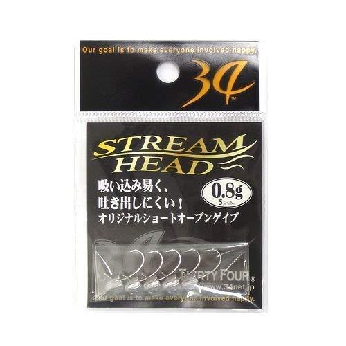 34 ストリームヘッド 1.3g