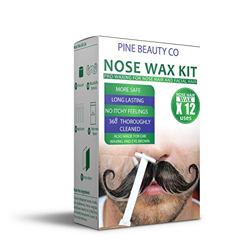 beard waxing kit - 3