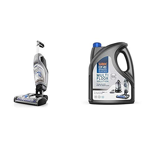 Vax OnePWR Glide Cordless Hardfloor Cleaner with 4 Litre Multi-floor Solution