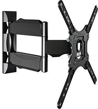 Model-P4 6 Way Swivel Tilt Wall Mount 32-55-inch Full Motion Cantilever for LED,LCD and Plasma TV's