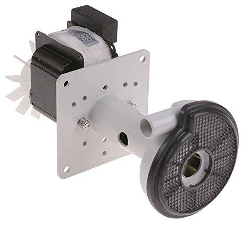 COPREL DP40-55-60-70-80 pomp voor ijsmachine ITV Delta-DP60A, Delta-DP60W, Delta-DP80A 50W 230V uitgang ø 17mm lengte 110mm