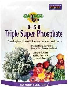 Bonide Triple Super 海外限定 Phosphate 0-45-0 価格交渉OK送料無料 LBS LB. 2 4