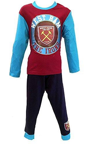 Character Clothing - Pijama de fútbol para niños y niños, diseño del...
