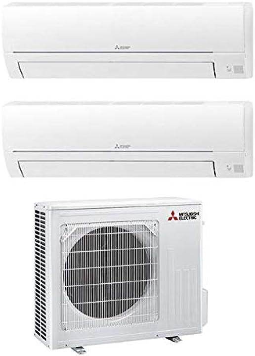 Climatizzatore mitsubishi electric mxz-2ha40vf linea smart set climatizzatore dual split a parete mxz-2ha40fv