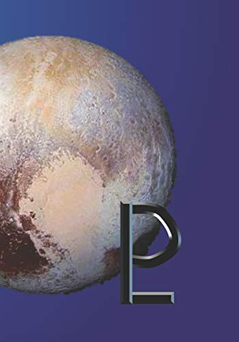Pluto: A 7x10 Lined Journal (A Planetary Journal, Band 6)