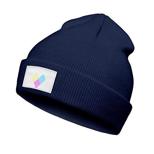 Boys Girls Knit Hats Kids Steven-Universe-Diamond-Authority- Beanie Hat Warm Cartoon Skull Cap