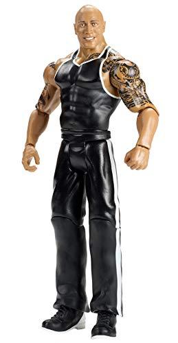 WWE GKT17 - Bewegliche WWE-Actionfigur (15 cm) im Wrestling-Look