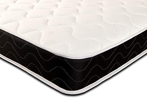 Starlight Beds - Sprung Double Memory Foam Mattress (4ft6 Double Mattress) Product Code: 1117