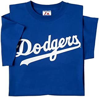 big sale ed193 9aefc Los Angeles Dodgers (ADULT 3X) 100% Cotton Crewneck MLB Officially Licensed  Majestic Major