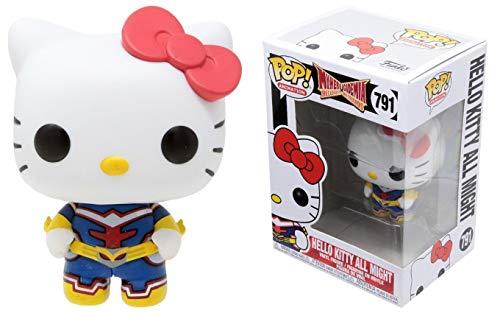 Boneco Hello Kitty All Might My Hero Academia Pop Funko 791 - SUIKA