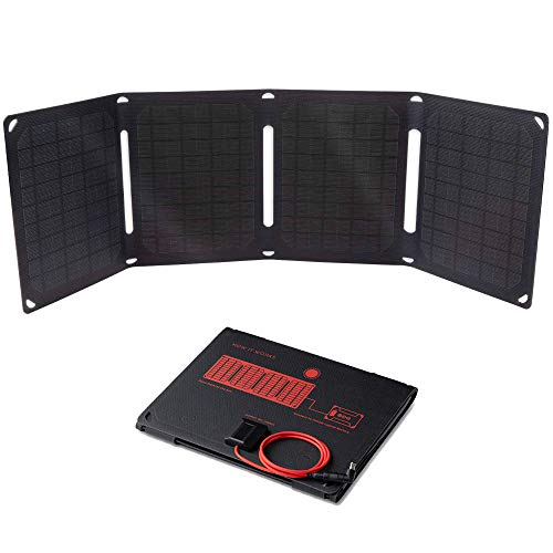 Voltaic Systems Arc 20 Watt Solar Laptop Charger with USB Port | 2 Year Warranty